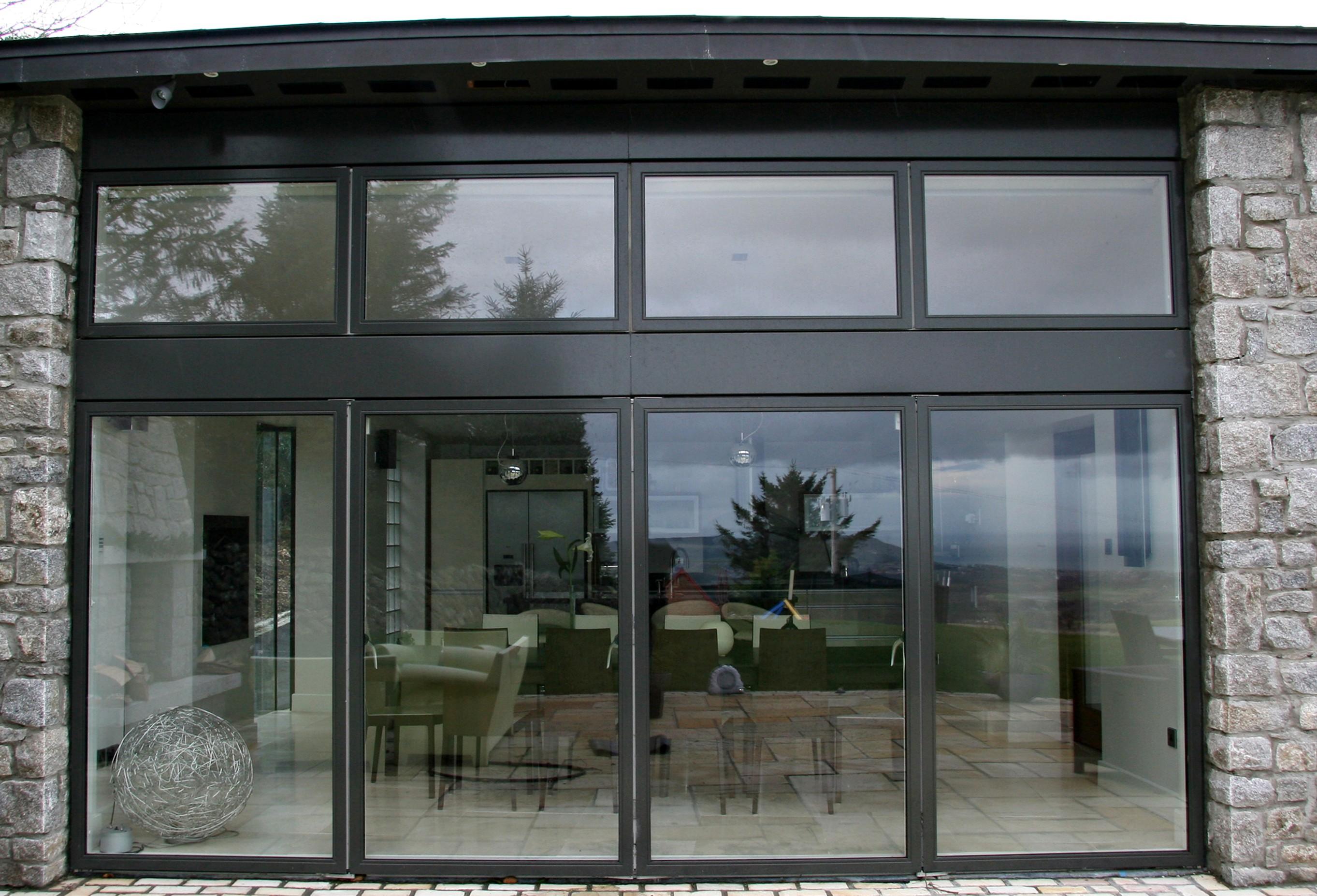 Futura double sliding door screen for Dual sliding patio doors